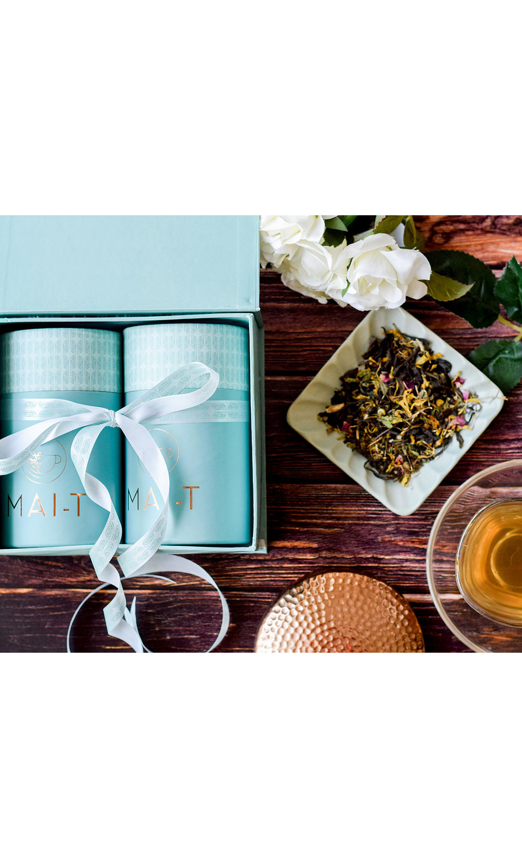 Assorted Gift Box with 2 Teas